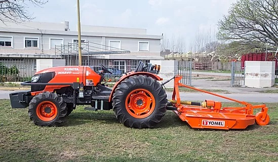 Kubota M8540N Narrow